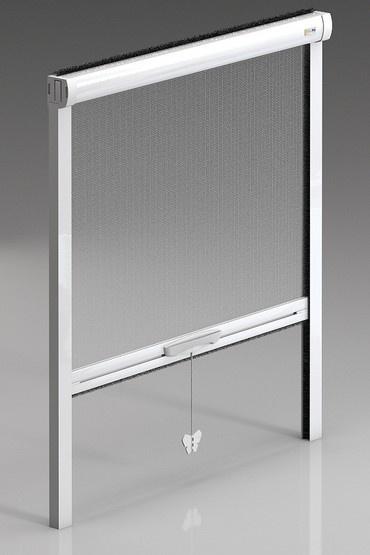 moustiquaire enroulable sur mesure coffre 48mm. Black Bedroom Furniture Sets. Home Design Ideas